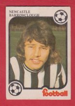 Newcastle United Stewart Barrowclough